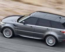Nowy Range Rover spo...