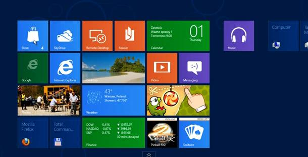 premiera windows 8