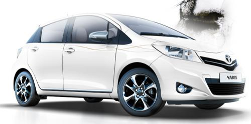 Yaris Trend by Simple